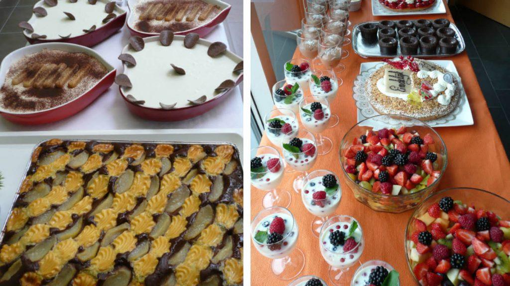Traiteur Symfonie   Dessertbuffet